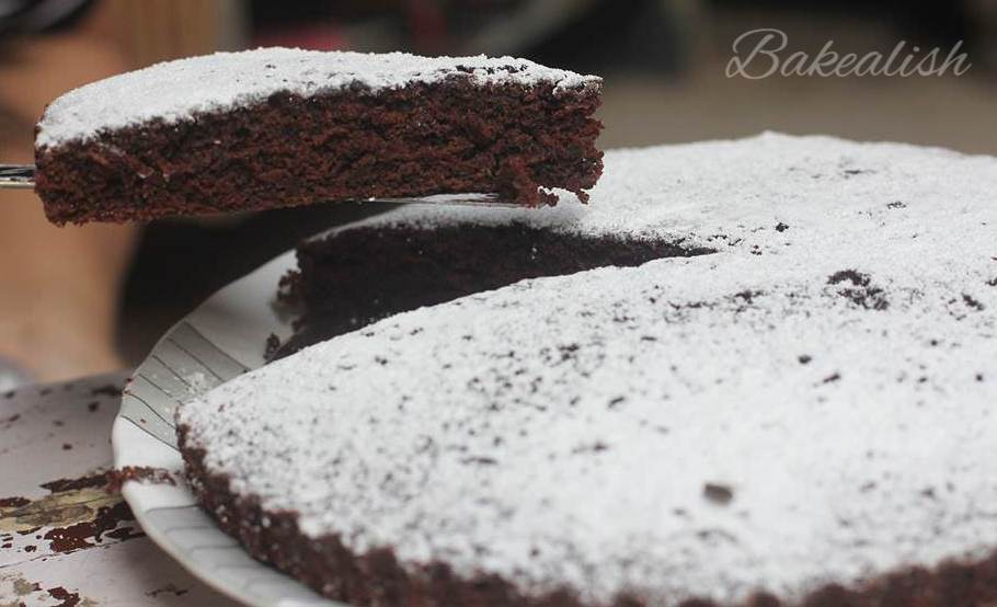 Banana chocolate cake workshop in mumbai