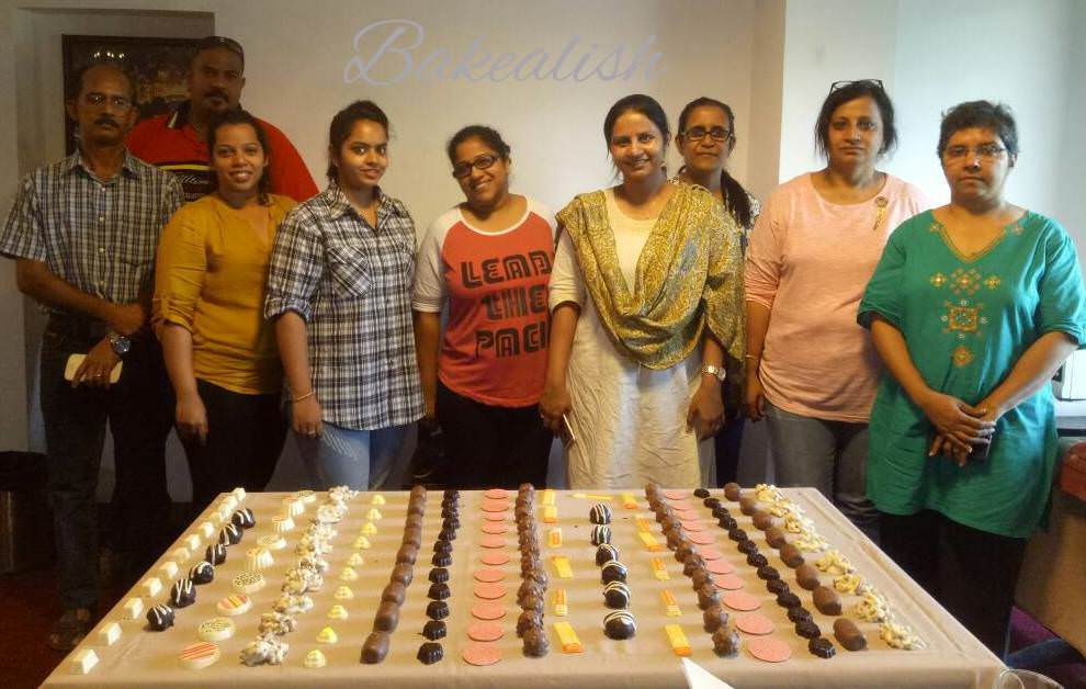 This workshop on Advance Chocolate Making is a One-Day Course on how to make chocolates at home. Learn to temper chocolates at the class held in Mumbai