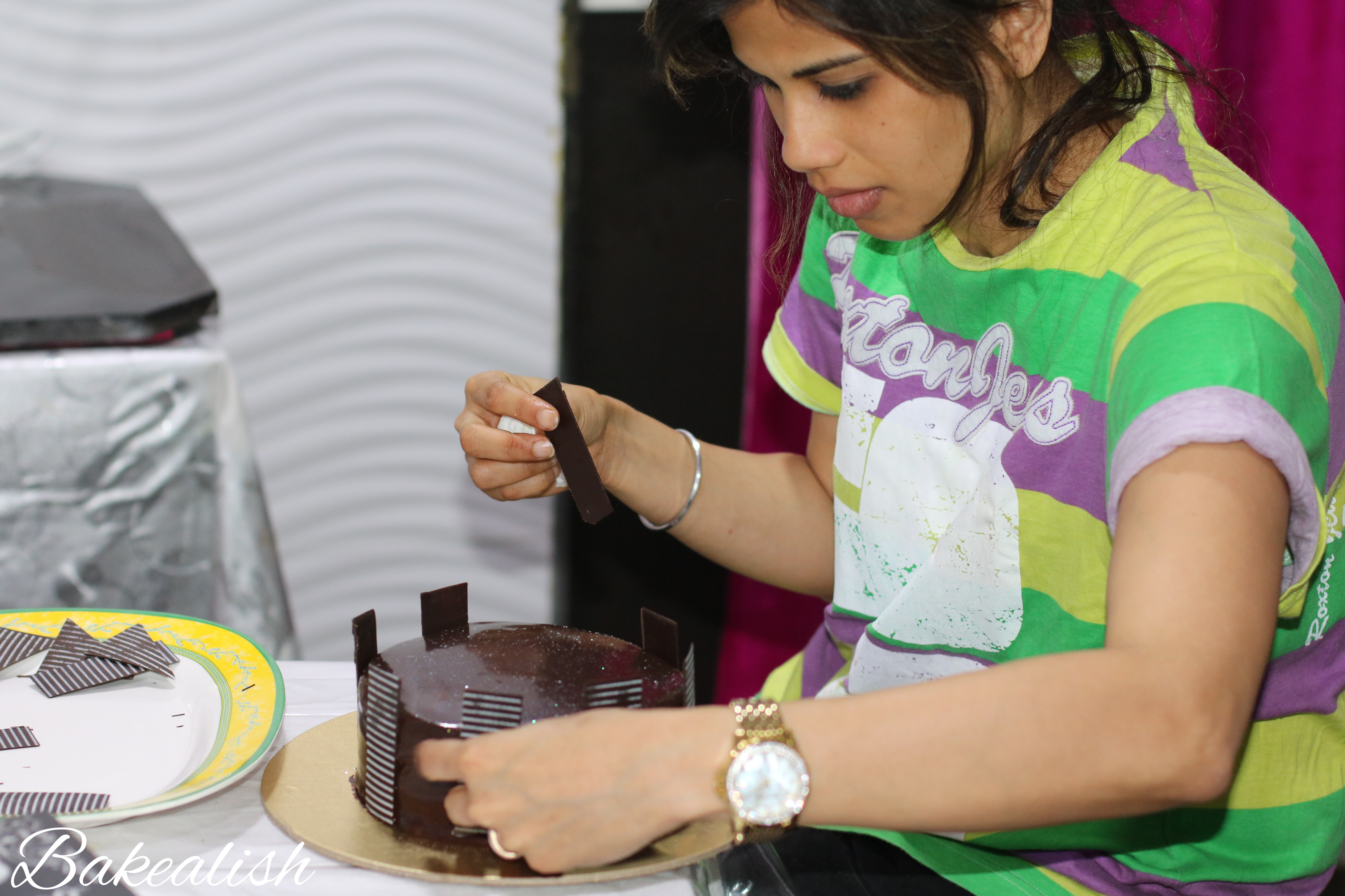 This Workshop on Fresh Cream Cakes is for students who are looking to learn the right techniques and skills required to make world-class fresh cream cakes