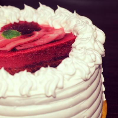 Workshop on Fresh Cream Cakes