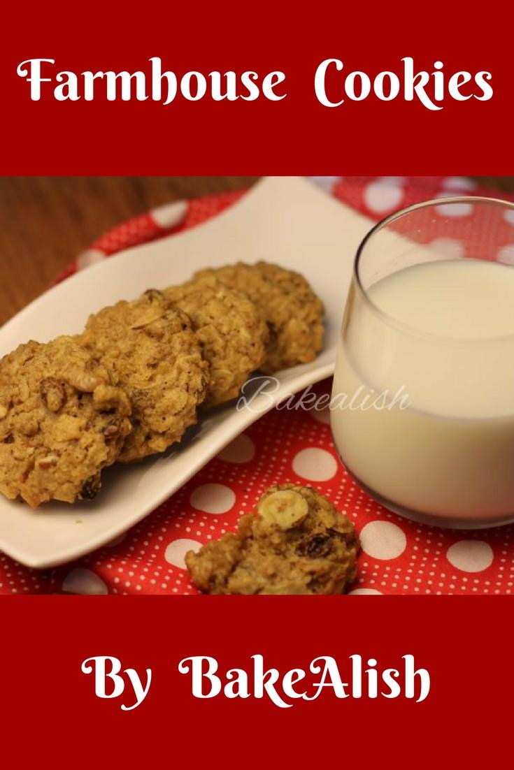 Farmhouse cookiesare super crispand full of flavor.Popularly known as Old Fashioned Farmhouse Cookies, this cookie recipe is easy and full of goodness