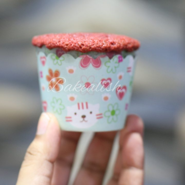 Every baker needs that one Moist Red Velvet Cupcakes recipe that we could rely on. Here's my personal recipe which never fails. Super moist&delicious.