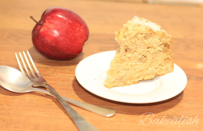 This Perfect Irish Apple Cake With Vanilla Custard Sauce is dense and loaded with the goodness of apples. When served with the vanilla custard it tastes super delicious. This cake serves as a good dessert option and is loved by many.