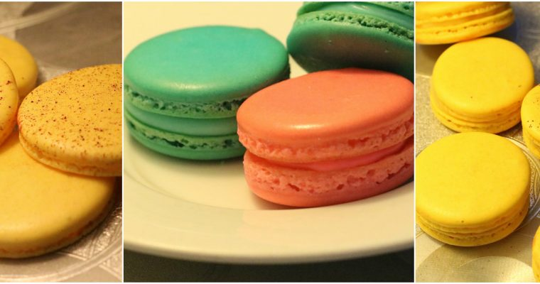 Workshops on French Macarons