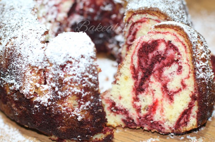 This Bundt beauty is fluffy, light and simply yum. You have surely not come across this Red Velvet Marble Bundt Cake which looks so gorgeous at the same time taste so delicious. Jump into this freshly baked beauty which is full of simple flavors and super moist.