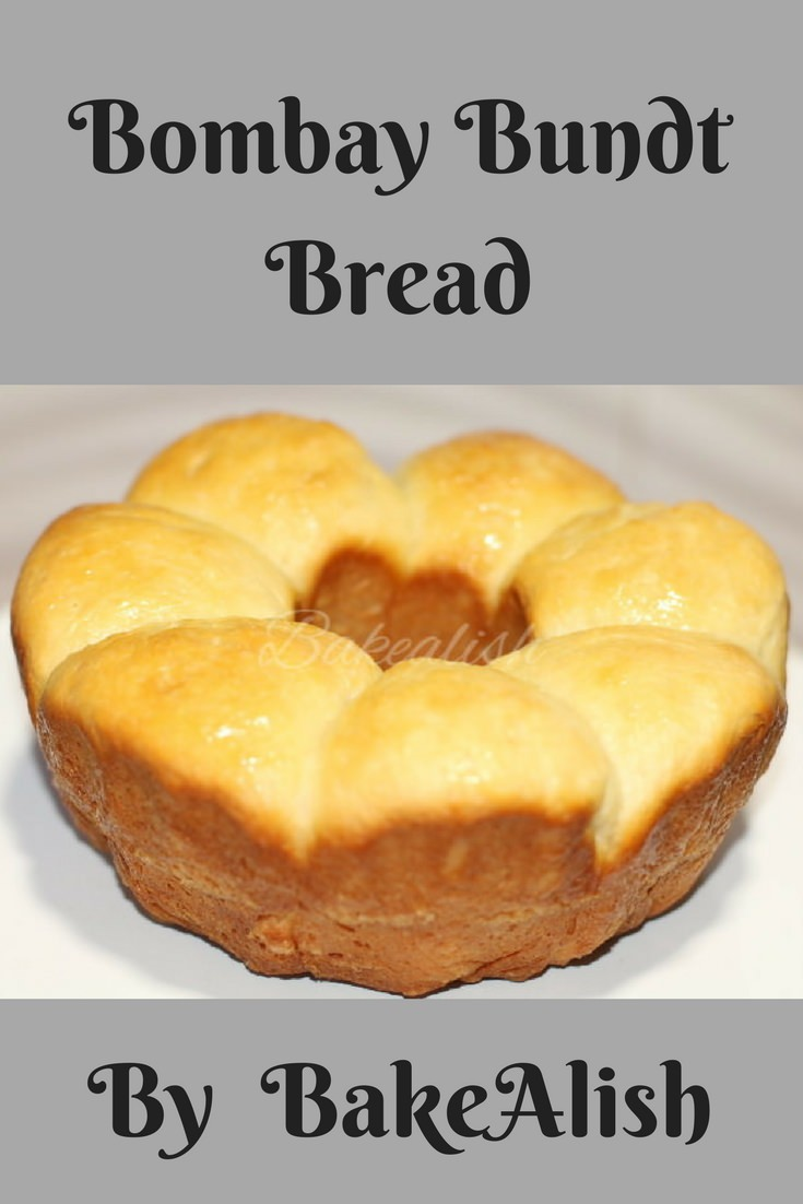 This Bread recipe is easy and hassle-free. The Bombay Bundt Bread is my version of the everyday bread we have in Bombay. Its simply effortless to make, taste great and light & fluffy.
