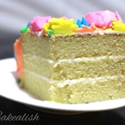 Moist Butter Pound Cake