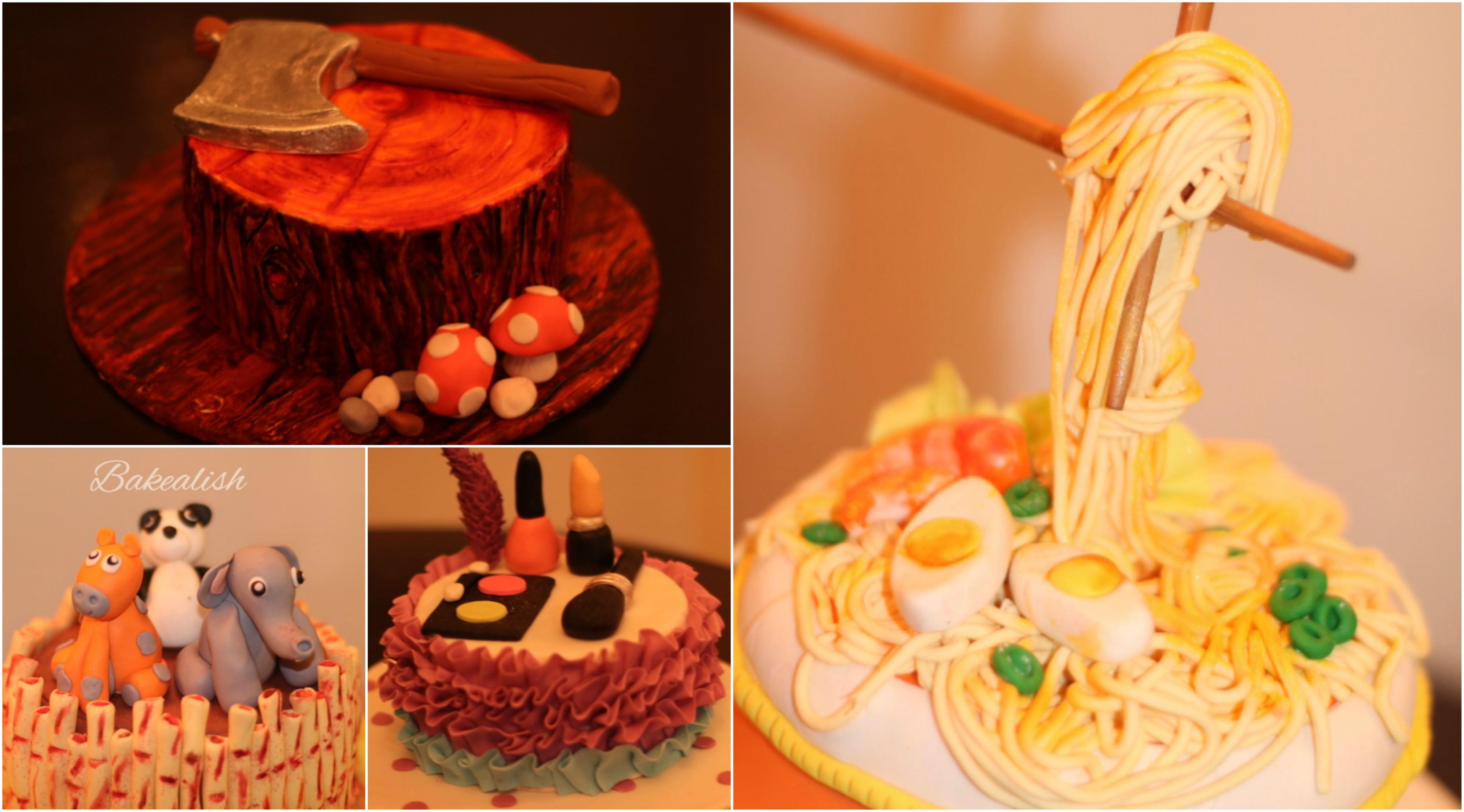Mumbai cake workshops