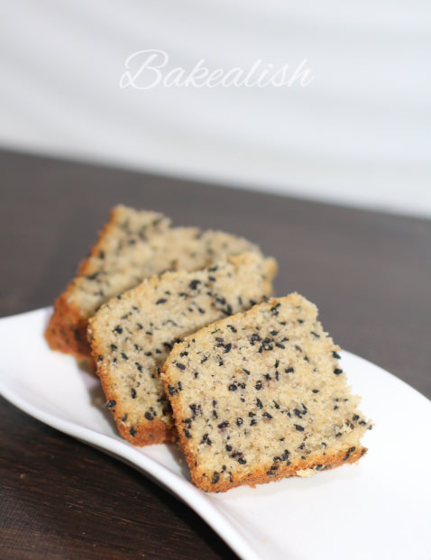 These power-packed ingredients when brought together in the form of cake can create quite a stir. Oats and sesame seeds are two ingredients that make this cake different and delicious. This moist crumb cake is perfect when served with chai. Oats Sesame Seeds Crumb Cake is one of my all-time favorite seed cake recipes to date.