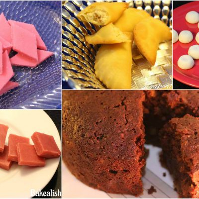 Christmas Sweets Workshop: Mumbai – Edition 2