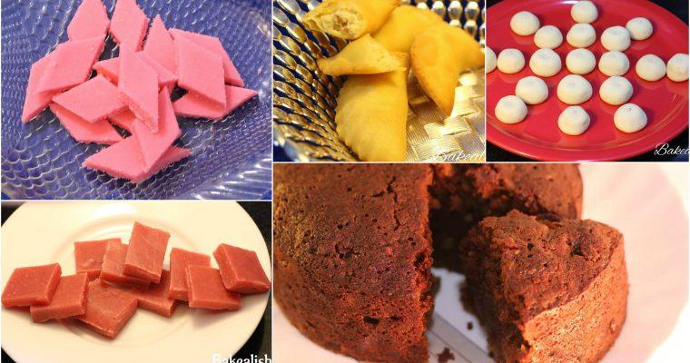 Christmas Sweets Workshop : Mumbai