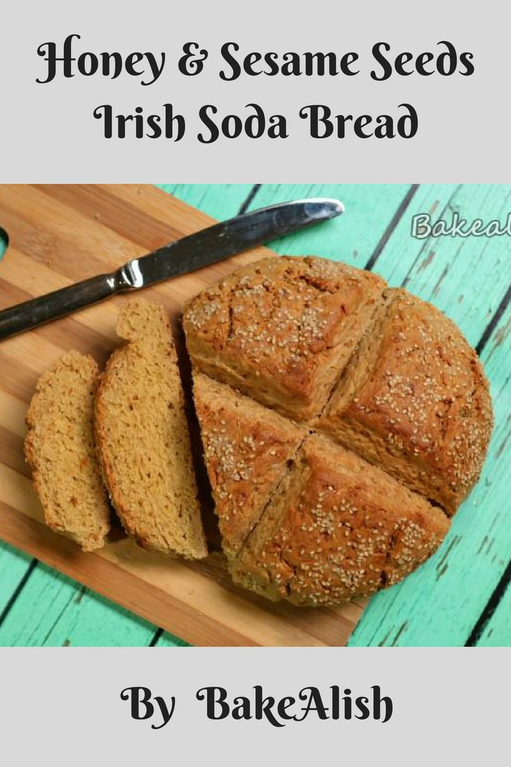One of the easiest and quick bread recipes are here. no yeast bread as it contains baking soda as the leavening agent.