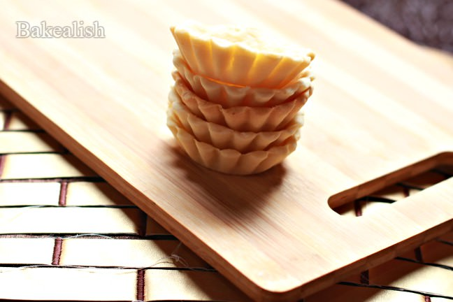 Flaky, crisp, buttery is what this Tart crust recipe is all about. This homemade Pie Crust / Tart Crust recipe is easy, quick and the best crust recipe.