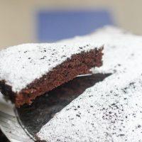 Chocolate Coffee Banana Cake Recipe