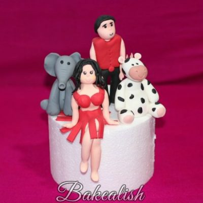 Workshop on Fondant Figurines
