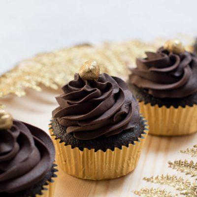Nutella Overload Cupcakes