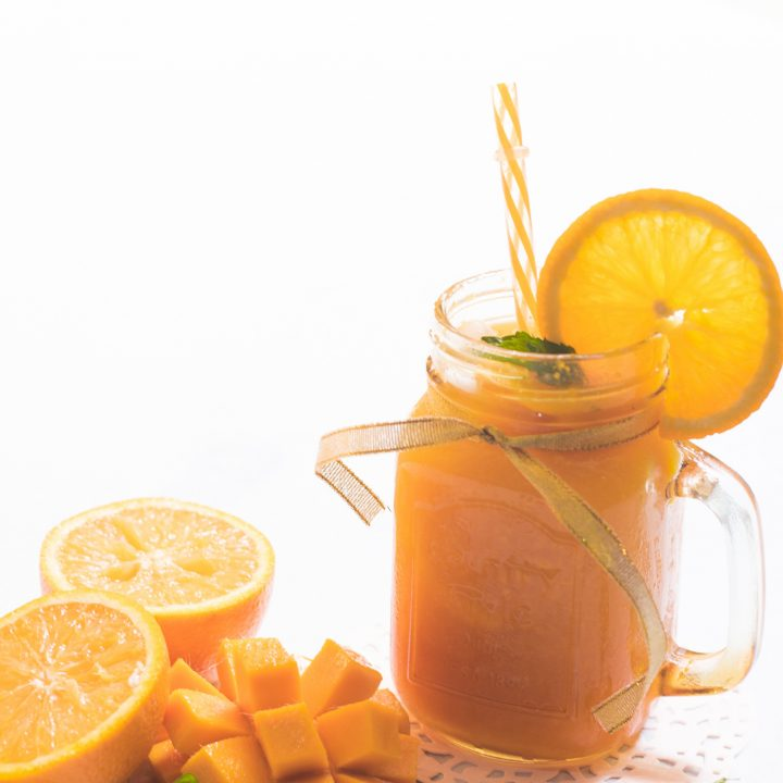 Sparkling Mango Orange