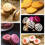 Our Workshop On The Secrets Of French Macarons is brought together to give you the true essence of learning designer macaron techniques and skills. It is a workshop which teaches you how to make basic french macarons to designer stylings. A complete guide with the combination of the right techniques and creativity.