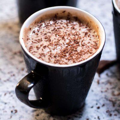 Cashew Ice Coffee