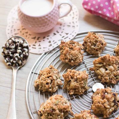 Granola Cookie Bites