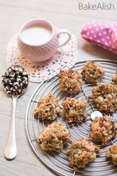 Granola Cookie Bites