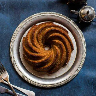 Masala Chai Cake