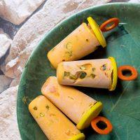 Creamy Mango Kulfi