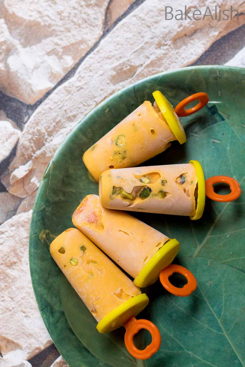 Indian Kulfi Recipe