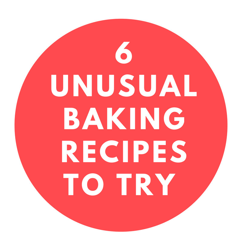 Here are 6 Unusual Baking Recipes we feel you'd like to try being a baker. These not so common recipes are easy to bake as well as fun