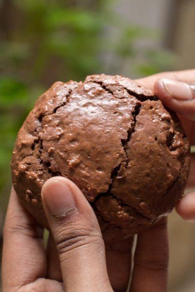 Big Brownie Cookie