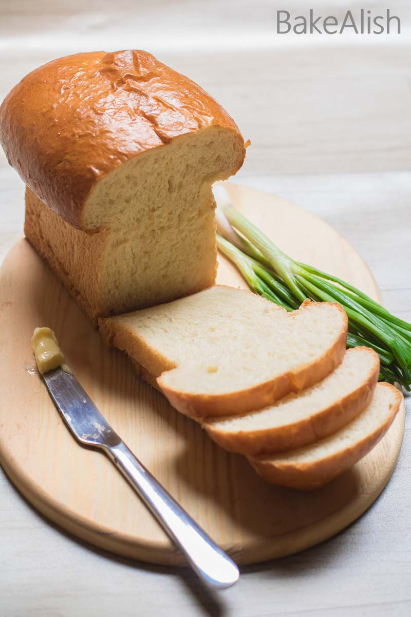 This Super Soft Bread is easy, fluffy and simply delicious. The texture is as good as fresh bakery bread. Perfect to make sandwiches, dinner bread or simply add on some butter to relish fresh bakery-style bread.