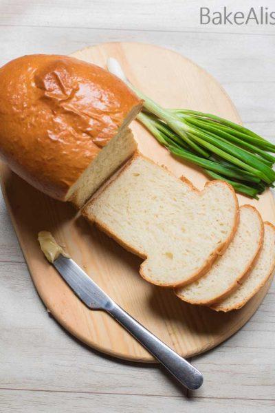 Super Soft Basic Bread