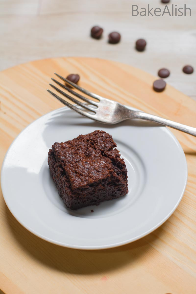 Crumbly decadent brownies to make this season