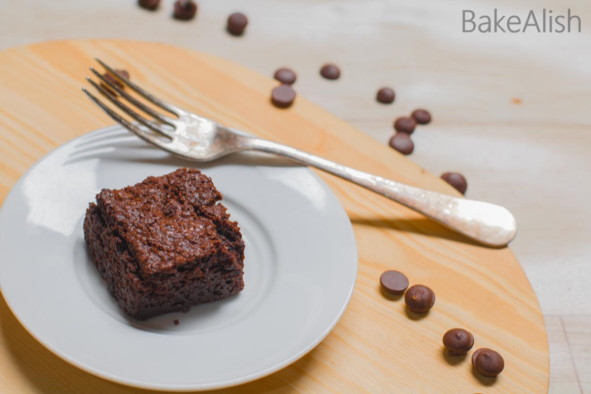 The secret brownie recipe