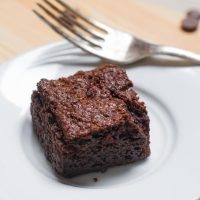 Perfect Dark Chocolate Brownies