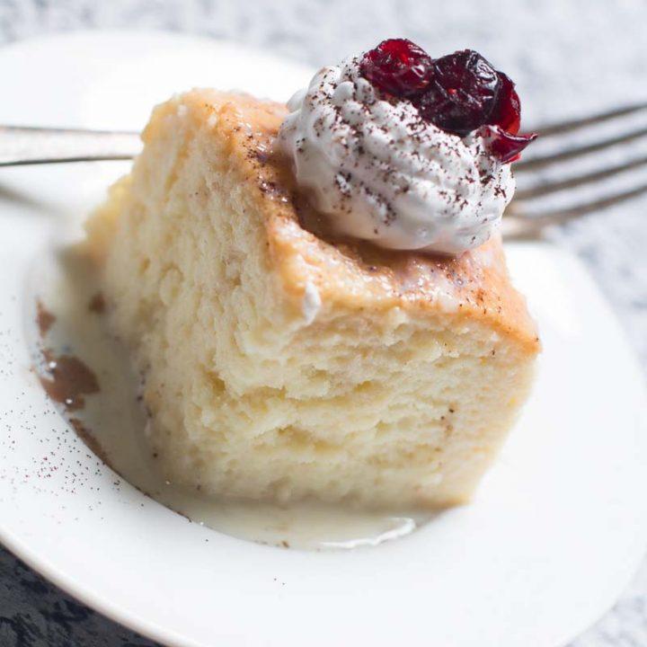 Tres Leches Cake (Milk Cake)