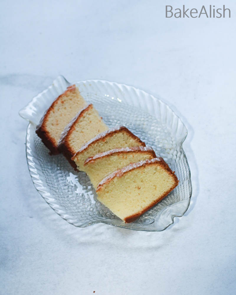 This Pineapple White Chocolate Cake Sponge is easy to make with a beautiful light texture and loaded with the aroma of pineapple in every bite. Perfect for tea time or simply when you want to bite into a delicious plain cake with no loaded frostings