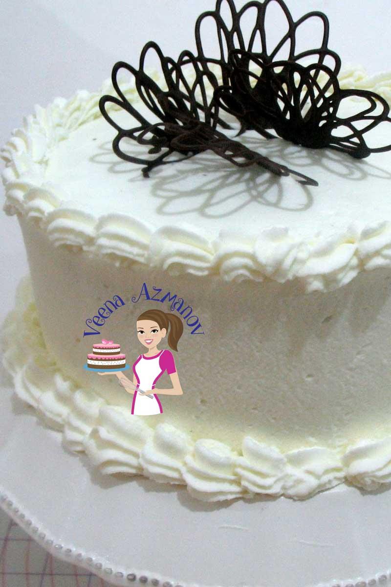 Chiffon Cake by Veena Azmanov