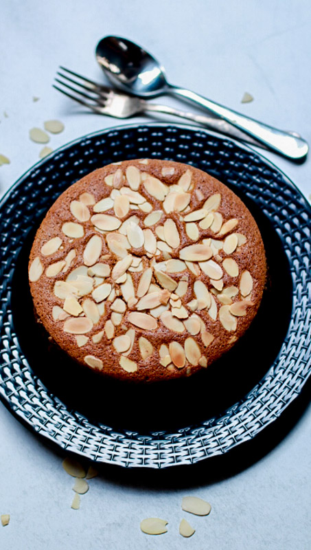 Best ever coffee cake or mocha cake is a chiffon cake recipe with toasted almonds. Learn how to make the classic coffee cake which is a fluffy cake recipe