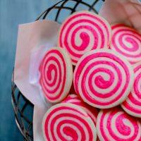 easy christmas pinwheel cookies