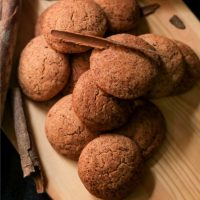 Learn how to make The Best Snickerdoodle Cookie Recipe that is Soft & Thick. Snickerdoodles are easy to make cookies that are loaded with cinnamon. This classic cookie recipe is perfect with a cup of tea and is one of the easiest cookie recipes to try
