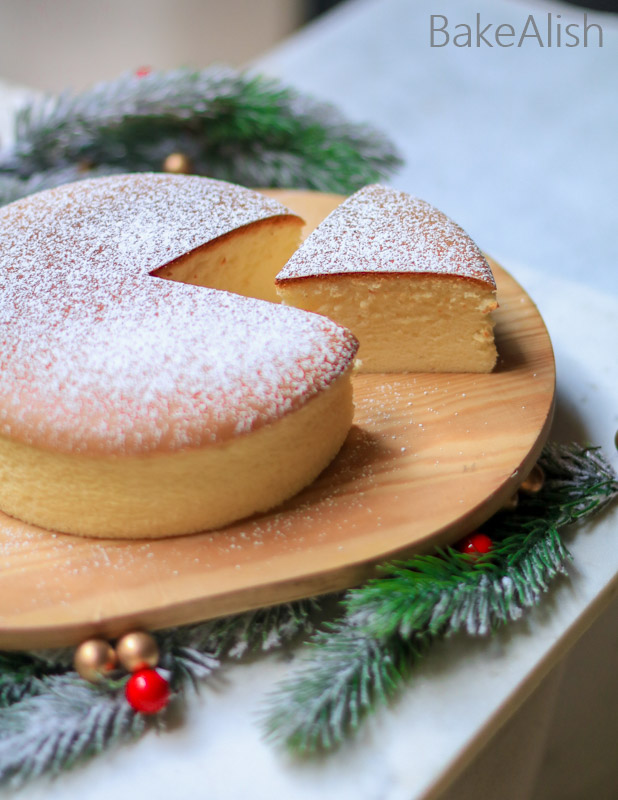 Workshop On Japanese Cotton Cheesecake
