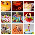 Workshop on fondant cakes in Mumbai