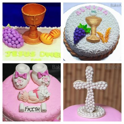 Workshop On Communion, Confirmation and Christening Fondant Cakes