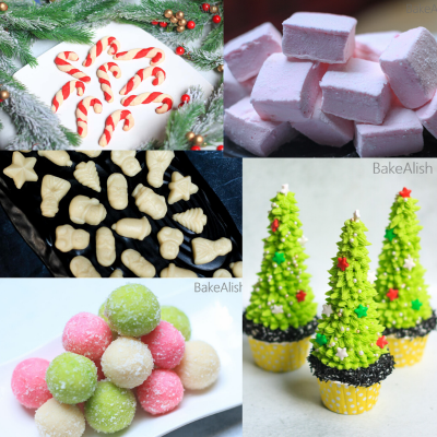 Modern Day Christmas Sweets Workshop – Mumbai