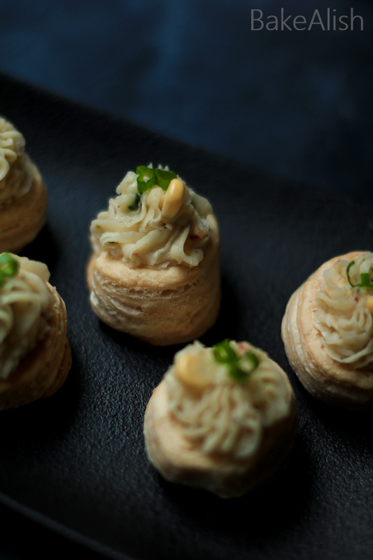 How to make vol au vent filling recipe