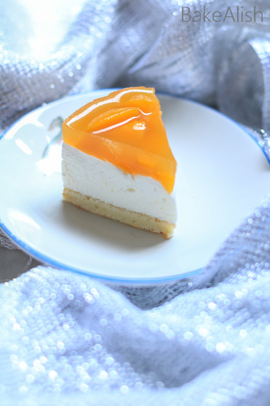 Cheesecake with peaches is not very common but this No Bake Peach Cheesecake is going to get you drooling. This peaches and cream cheesecake is one of the best dessert recipes in town and you must try it if your a dessert lover