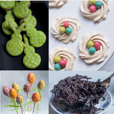 Workshop On Modern Day Easter Goodies – Mumbai