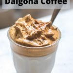 Learn how to make Dalgona coffee at home during the coronavirus lockdown