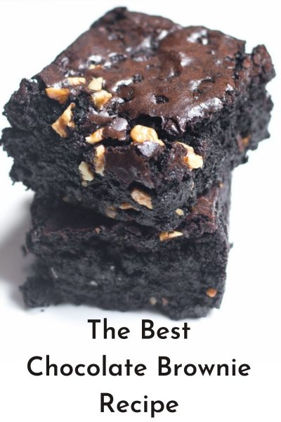The best easy and simple Chocolate brownie recipe